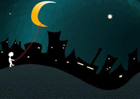Late-night-walking
