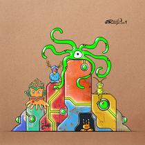 Podium by Olivier Roberjot