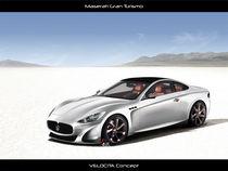 'Maserati concept VELOCITA' von DAN IOAN EDELI