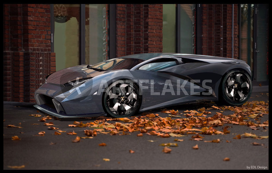 Lambo Concept By Edldesign