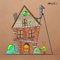 La maison du piaf by Olivier Roberjot