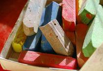 Crayons von Tereza Visinka