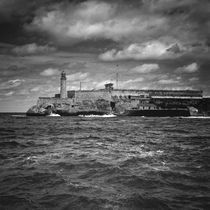 Lighthouse, Havana, Cuba, 2010 von Paul Cooklin
