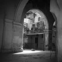 Old Courtyard, Havana, Cuba, 2010 by Paul Cooklin