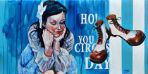 Ho you circus day! by Zach Cohen