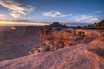 Cliffs at Canyonlands by Jeff DeHaven