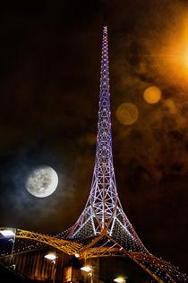 Moon-flare