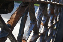 Rusted Gate by dan-d