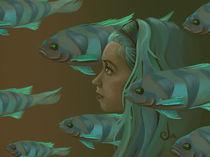Fish Wish von Jessica Sánchez