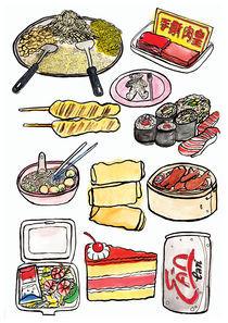 Got Chopsticks? von Chetan  Kumar