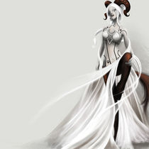 Demon Bride von Julia Maroto