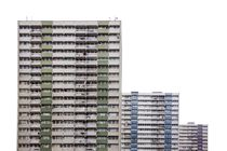 Tower blocks by Brendon Fraser