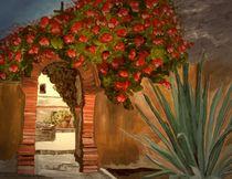Blumenbogen von Marie Luise Strohmenger