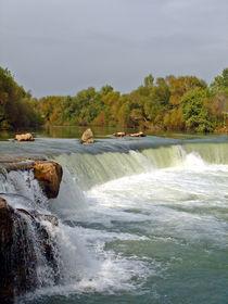 Wasserfall von Juana Kreßner