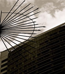 Arrow sun von Setareh Hs