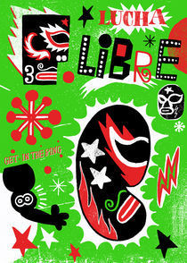 LUCHA LIBRE by frede