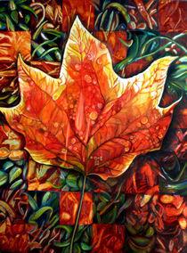 'October Memories' von Heather Anne Pope