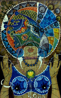 The Mask of Changes by Irina Gnatovskaya