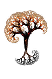 Pythagoras Tree I von pasternak