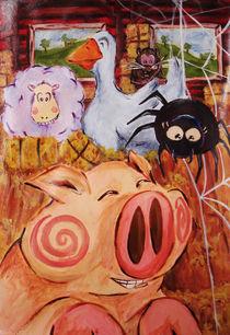 Charlotte's Web by Chia Rubio