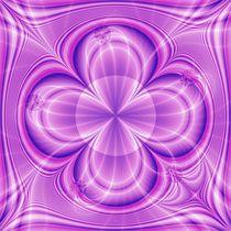 Pink flower von Marina Suslova