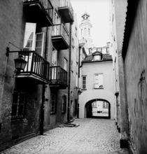 Old Streets by Bartosz Jakubiec
