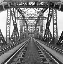 Bridge in Deblin von Bartosz Jakubiec