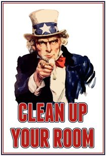Gt-uncle-sam-clean-up-your-room