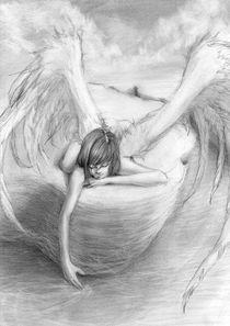 Angel by the water von David Verheijen