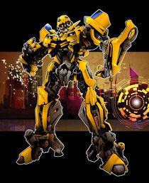 Bumblebee transformer by Joaquin Pereyra