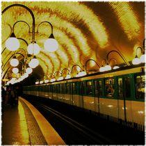 Metropolitan station von Pinar Öz