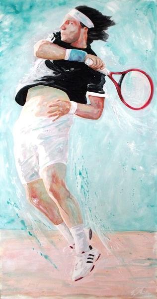 Tennisspieler-150-x-75-cm