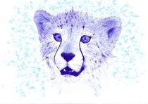 Blue-ceetah