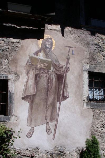 Italian-mural