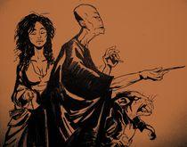 The Dark Lord and Cohorts von Isaac La Russa