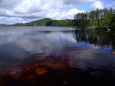 Swedish-lake