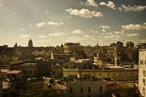 Havana Cityscape von chetta