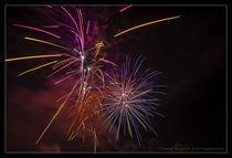 Feuerwerk von Chris Rüfli Photography