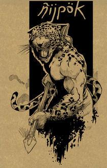 Jaguar warrior by daborien
