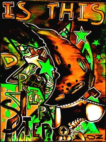 DRIPstep_Orange and green by dave-dz