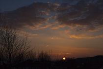 Sonnenuntergang by Miloslava Habermehl