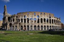Rom,Koloseum von Miloslava Habermehl