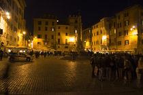 Rom am Abend by Miloslava Habermehl