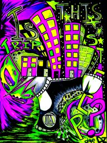 TRIPstep_Purple and green by dave-dz