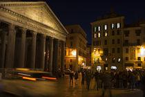 Rom nachts 2 by Miloslava Habermehl