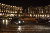 Rom nachts by Miloslava Habermehl