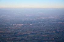 über den Wolken,Luftbild von Miloslava Habermehl