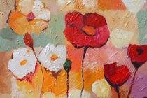 Floral Impasto von Lutz Baar