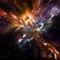 Abstract-big-bang