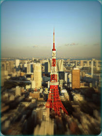 Tokyo Tower von Janice Tse